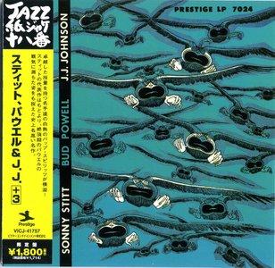 Sonny Stitt, Bud Powell, J.J. Johnson - Sonny Stitt, Bud Powell, J.J. Johnson (1950) {Prestige Japan MiniLP VICJ-4175 rel 2006}