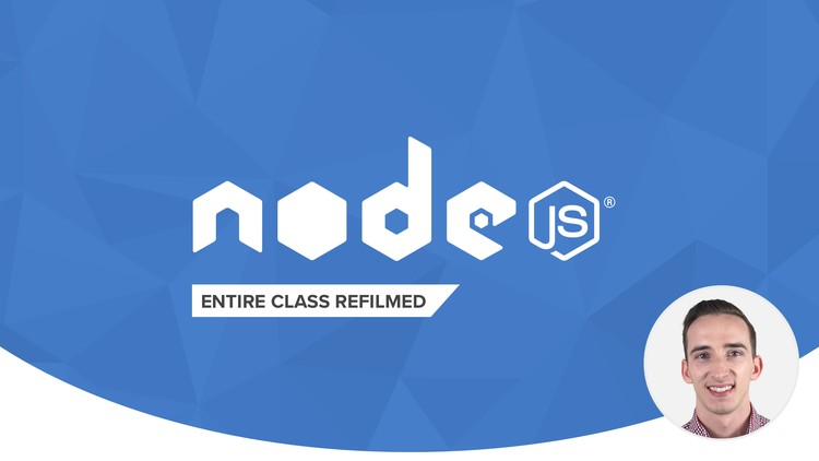 The Complete Node.js Developer Course (3rd Edition) (2019)