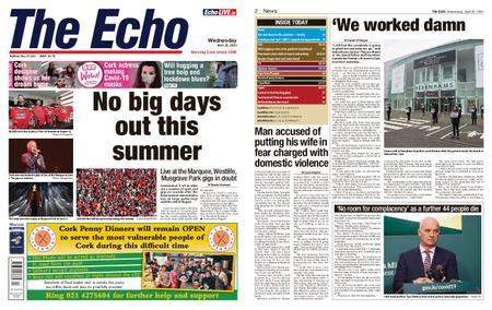 Evening Echo – April 22, 2020