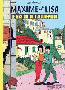 Maxime et Lisa - Tome 1 - Le Mystère de L'Album-Photo