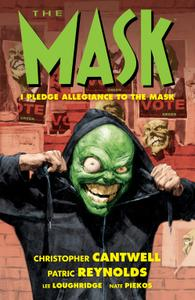 The Mask-I Pledge Allegiance to the Mask 2020 digital Son of Ultron