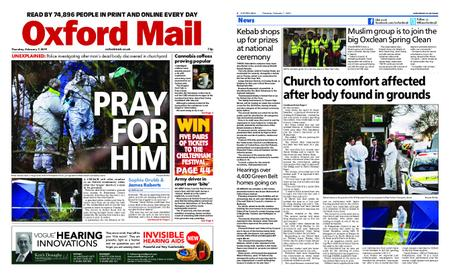 Oxford Mail – February 07, 2019