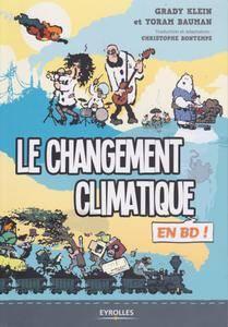 Le Changement Climatique en BD