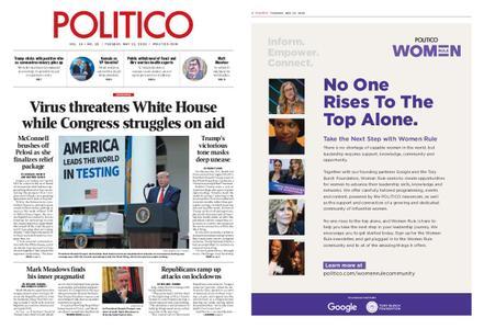 Politico – May 12, 2020