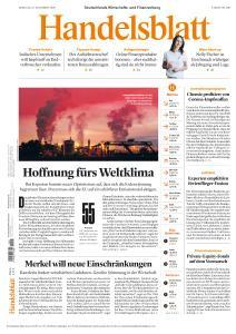 Handelsblatt - 8 Dezember 2020