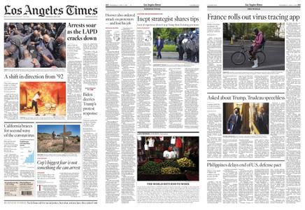 Los Angeles Times – June 03, 2020