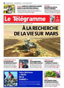 Le Télégramme Guingamp – 31 juillet 2020