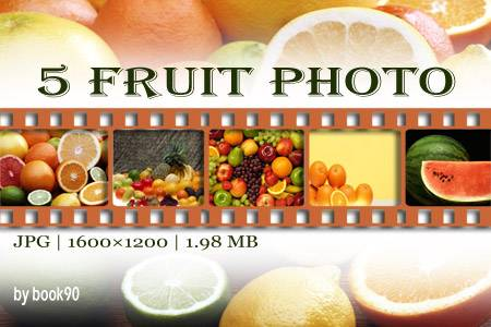 5 Fruit Photo