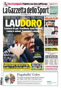 La Gazzetta dello Sport – 27 dicembre 2018