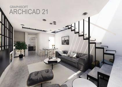 ArchiCAD 21 Build 6000 Update Only