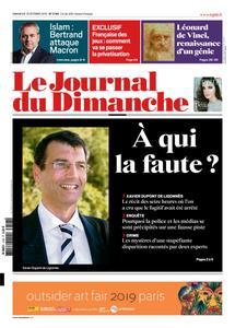 Le Journal du Dimanche - 13 octobre 2019