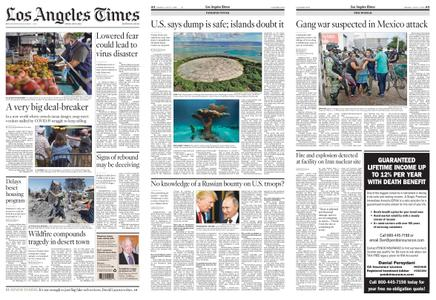 Los Angeles Times – July 03, 2020
