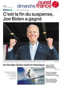 Ouest-France Édition France – 08 novembre 2020