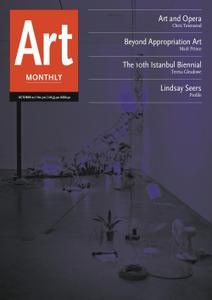 Art Monthly - October 2007   No 310