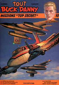 Buck Danny - Integrale 10 - Missions Top Secret