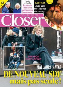 Closer France - 02 décembre 2020