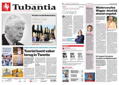 Tubantia - Enschede – 22 oktober 2018