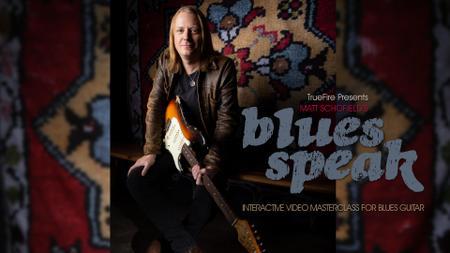 Matt Schofield's BluesSpeak