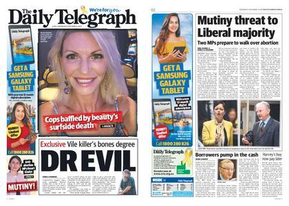 The Daily Telegraph (Sydney) – September 04, 2019