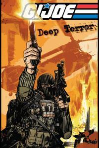 IDW-G I Joe Deep Terror 2012 Hybrid Comic eBook