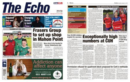 Evening Echo – August 14, 2021