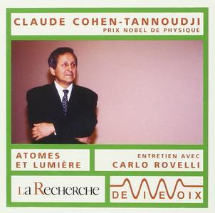 """Claude Cohen-Tannoudji, Carlo Rovelli, """"Atomes et lumière"""""""