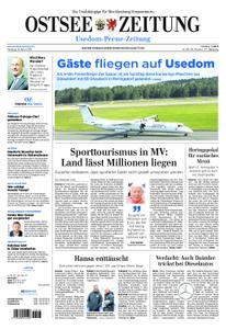 Ostsee Zeitung Wolgast - 15. April 2019