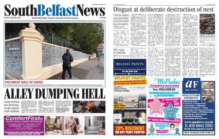 South Belfast News – September 03, 2020