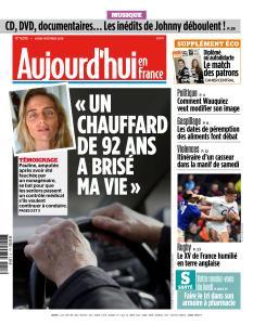 Aujourd'hui en France du Lundi 11 Février 2019