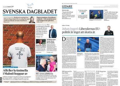 Svenska Dagbladet – 08 augusti 2018