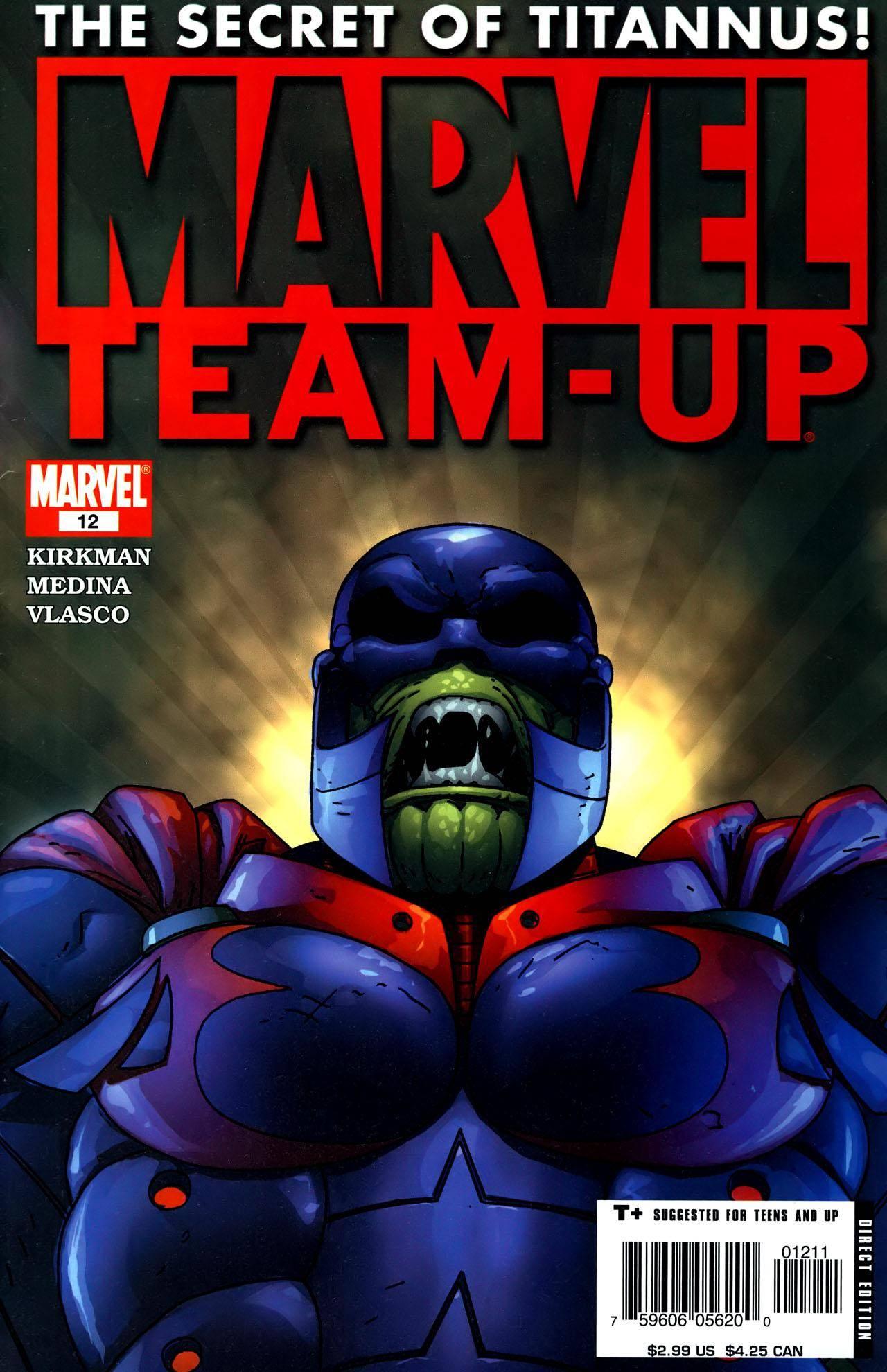 Marvel Team-Up v3 12