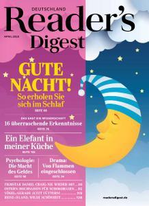 Reader's Digest Germany - April 2020