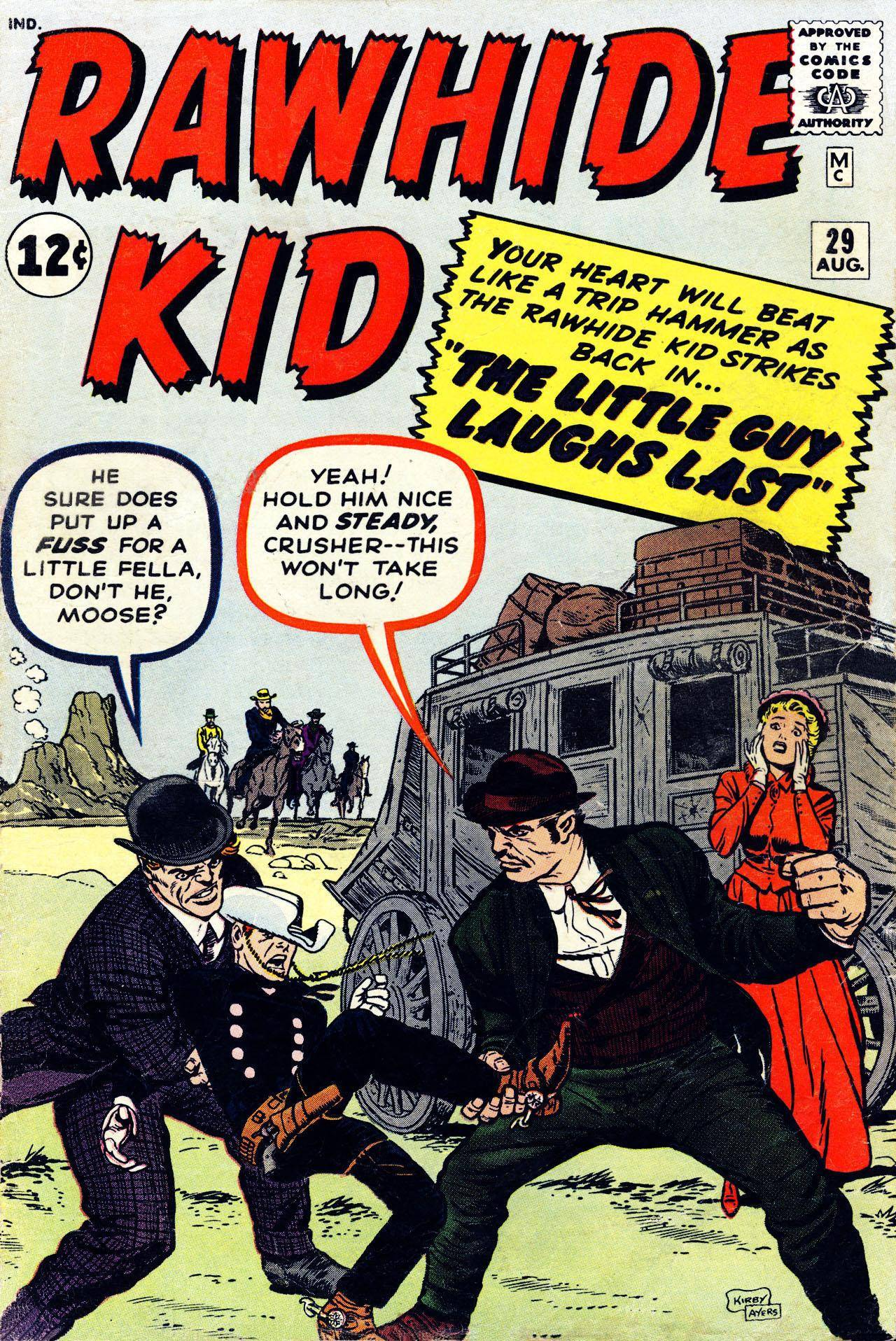 Rawhide Kid v1 029 1962