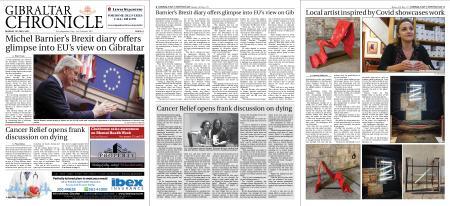 Gibraltar Chronicle – 10 May 2021