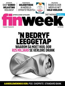 Finweek Afrikaans Edition - September 10, 2020