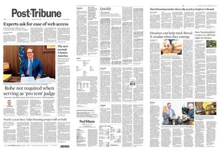 Post-Tribune – May 10, 2021