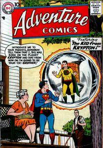 Adventure Comics 1957-11 242