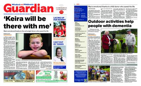 Winsford and Middlewich Guardian – September 05, 2019