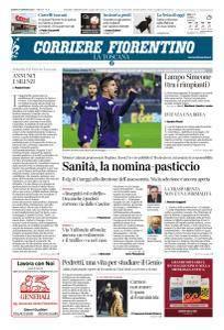 Corriere Fiorentino La Toscana - 6 Gennaio 2018