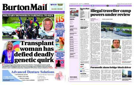 Burton Mail – April 18, 2018