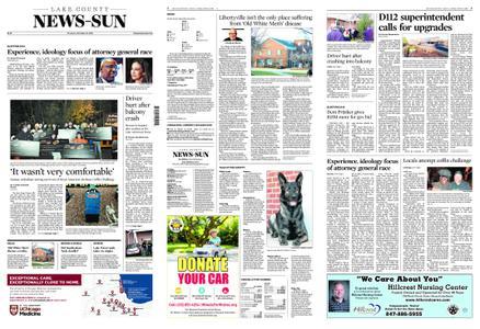 Lake County News-Sun – October 23, 2018