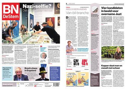 BN DeStem - Bergen op Zoom – 05 september 2019