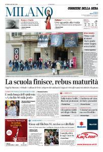 Corriere della Sera Milano – 08 giugno 2020