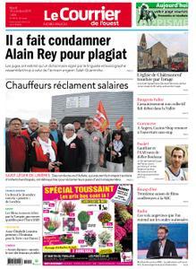 Le Courrier de l'Ouest Nord Anjou – 15 octobre 2019