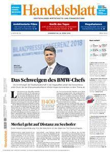 Handelsblatt - 22. März 2018
