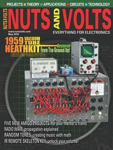 Nuts and Volts - May 2016