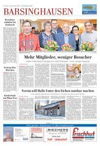 Barsinghausen/Wennigsen - 13. Februar 2018
