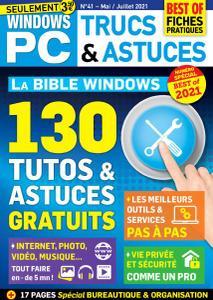 Windows PC Trucs et Astuces - Mai-Juillet 2021