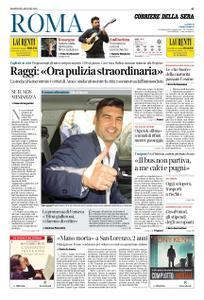 Corriere della Sera Roma – 25 giugno 2019