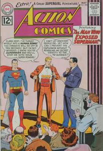Action Comics 288 (DC) (May 1962) (c2c) (Superscan
